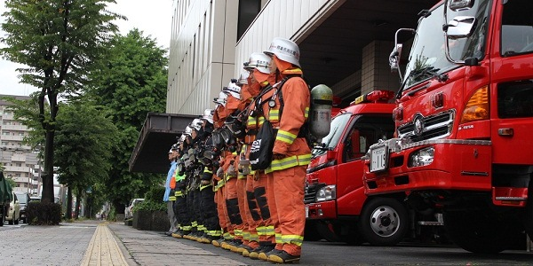 熊本市消防局のイメージ
