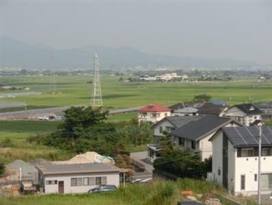 坂本地区の風景