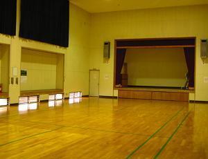 体育室の画像