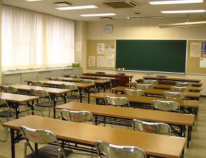 講習室の画像