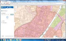 都市計画図