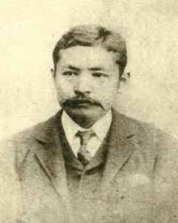 夏目漱石のお見合い写真