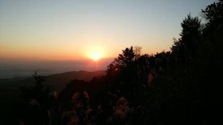 2017金峰山初日の出