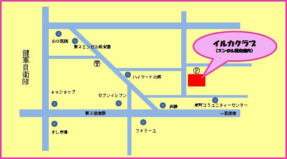 イルカ地図