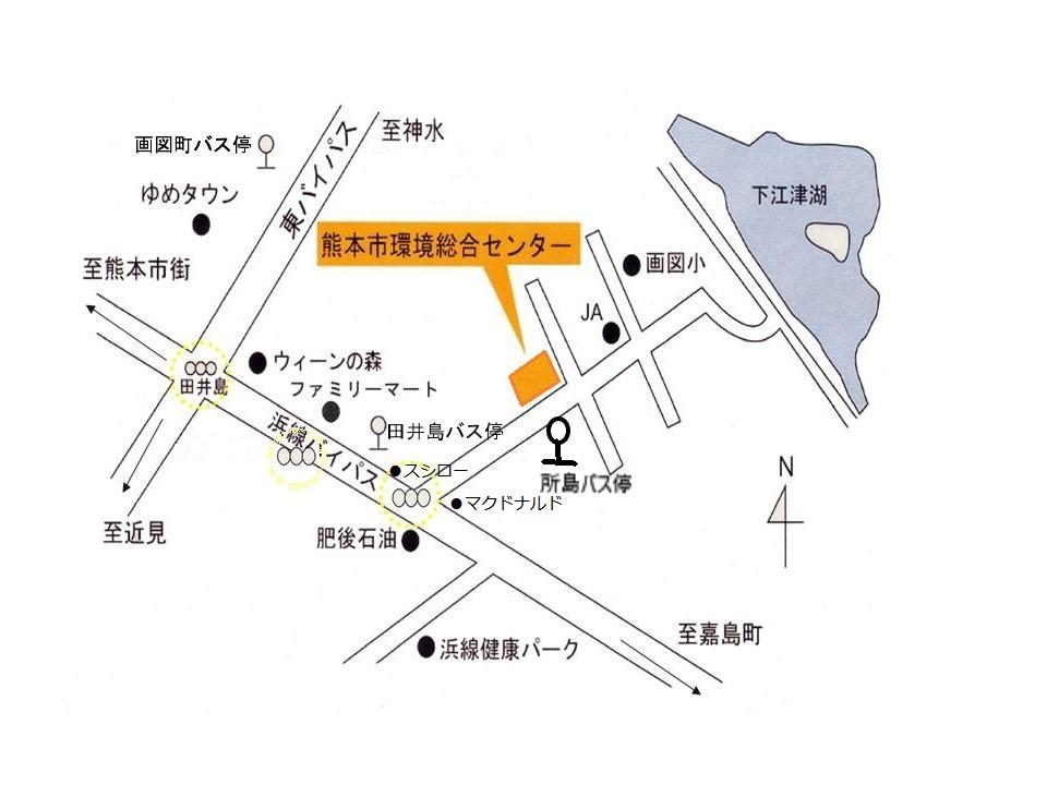 所島バス停追加