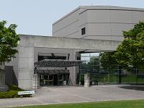 植木公民館の外観写真