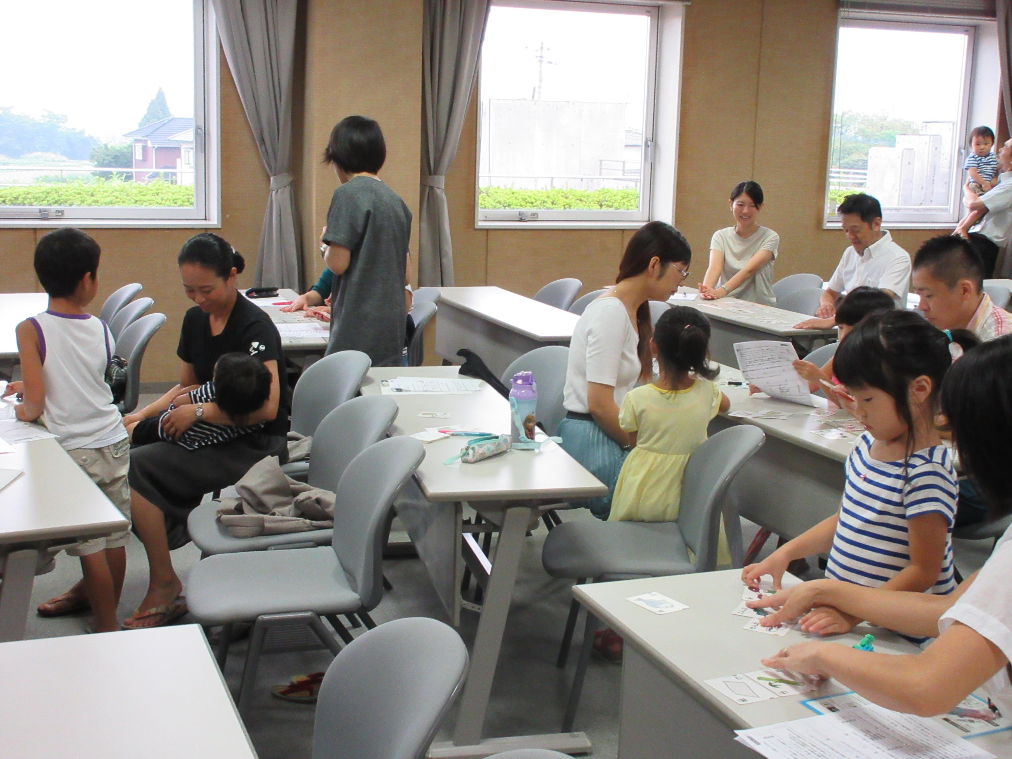 学習会の様子の写真その2