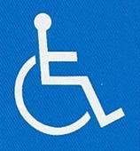 障がい者のための国際シンボルマーク