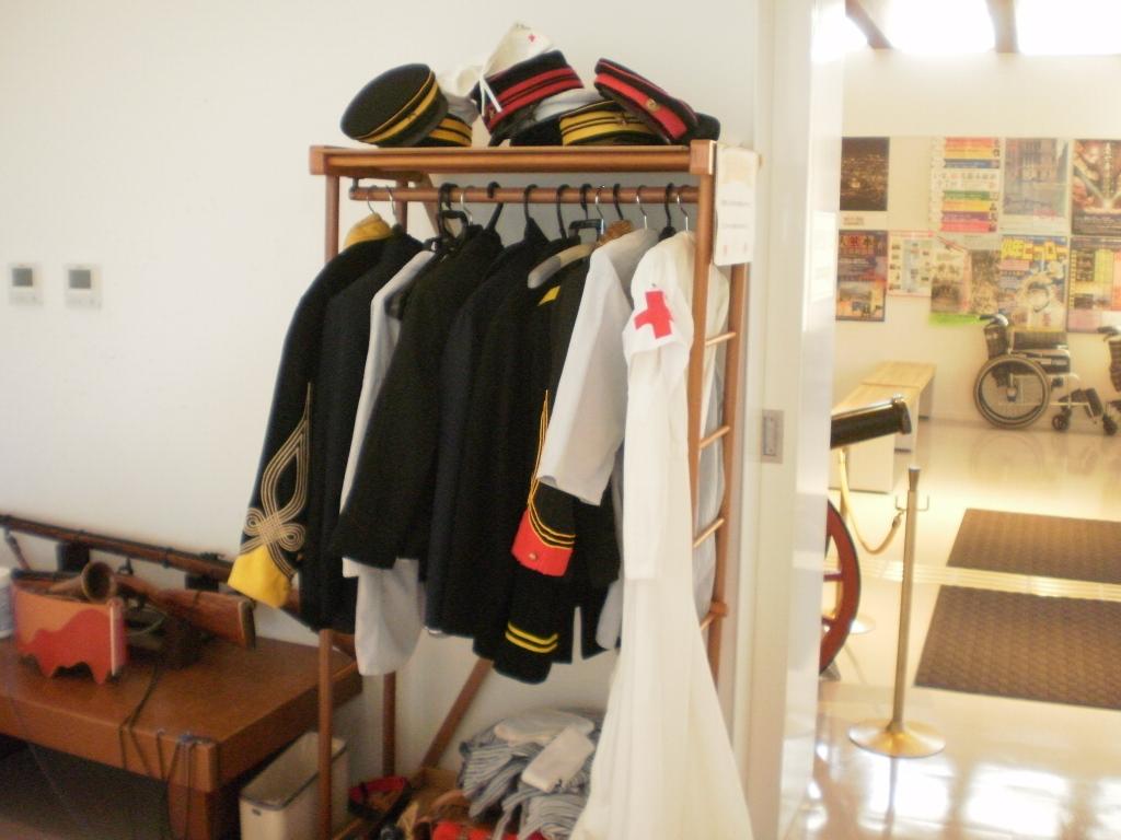 西南戦争当時の各種衣装