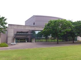 植木文化センター外観