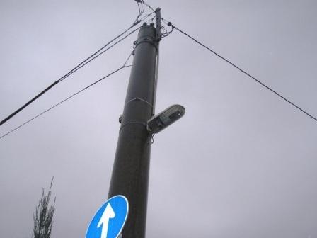 道路照明灯