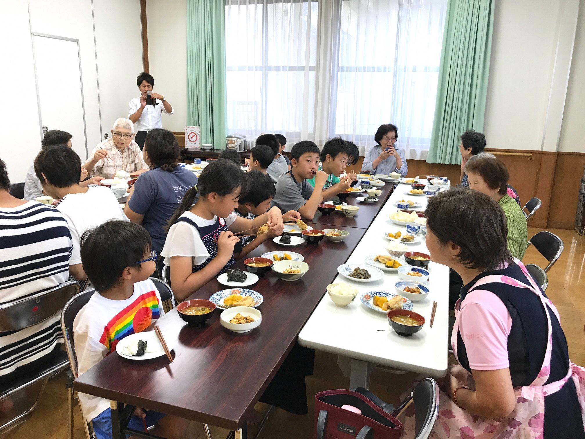 子ども食堂写真