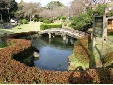 清爽園の池