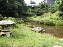 旧砂取邸庭園