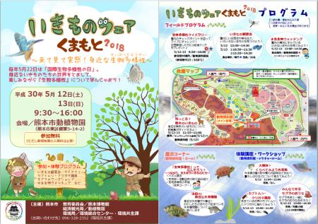 イベントポスターとプログラム