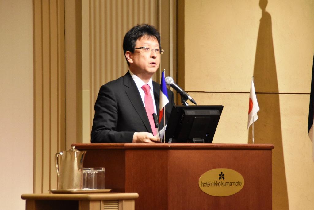 日仏自治体交流会議(10月11日)(2)