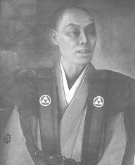 横井小楠肖像画(横井小楠記念館所蔵)