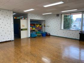 児童館2階