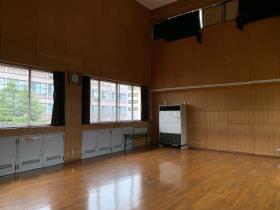 児童館3階