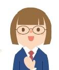 女の子(眼鏡あり)
