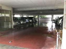 駐車場(武道場下)