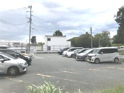 龍田体育館駐車場