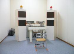 聴力検査室2