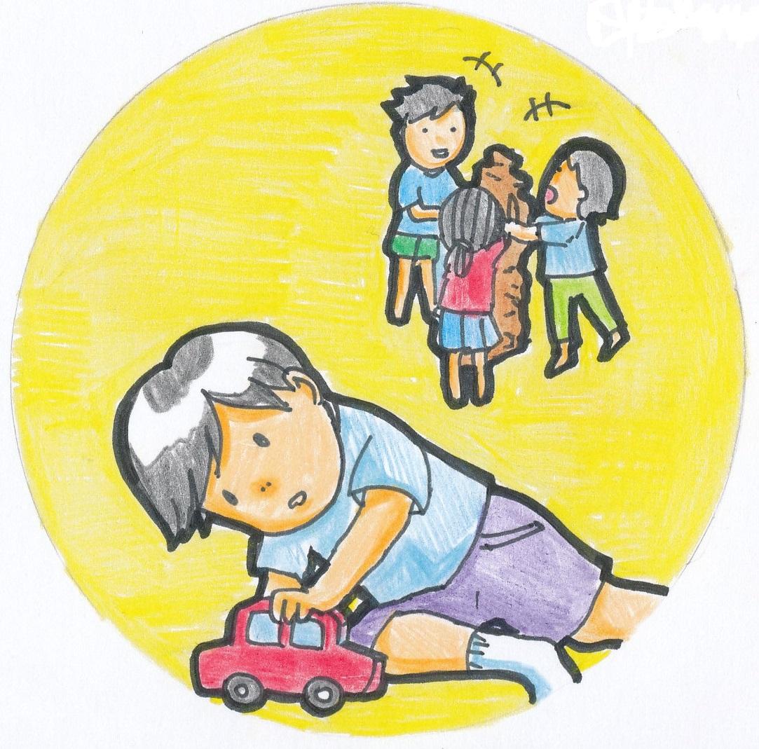 人との関わり乳幼児