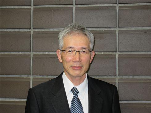 中央区長 横田 健一