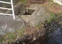 小山田の井川