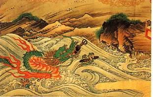 池辺寺縁起絵巻2