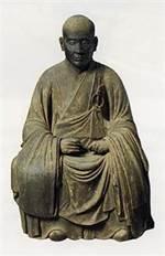 木造東陵永璵禅師倚像