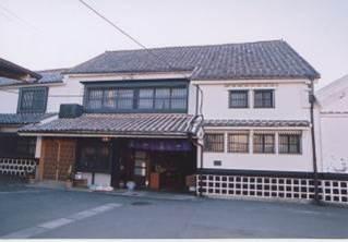 濱田醤油の建物群