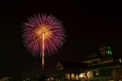 熊本港みなとまつり・中島校区夏まつり花火大会