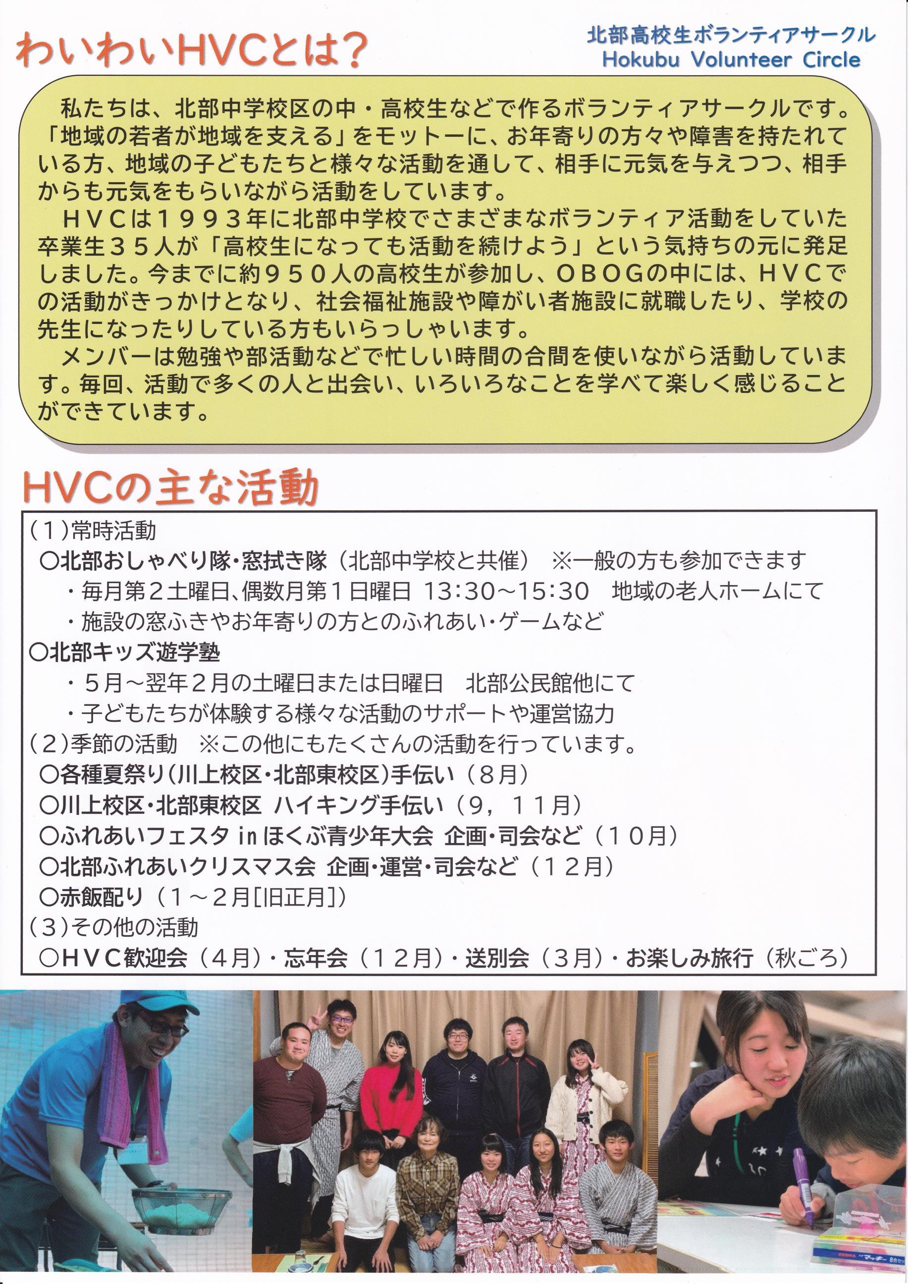わいわいHVC(裏)