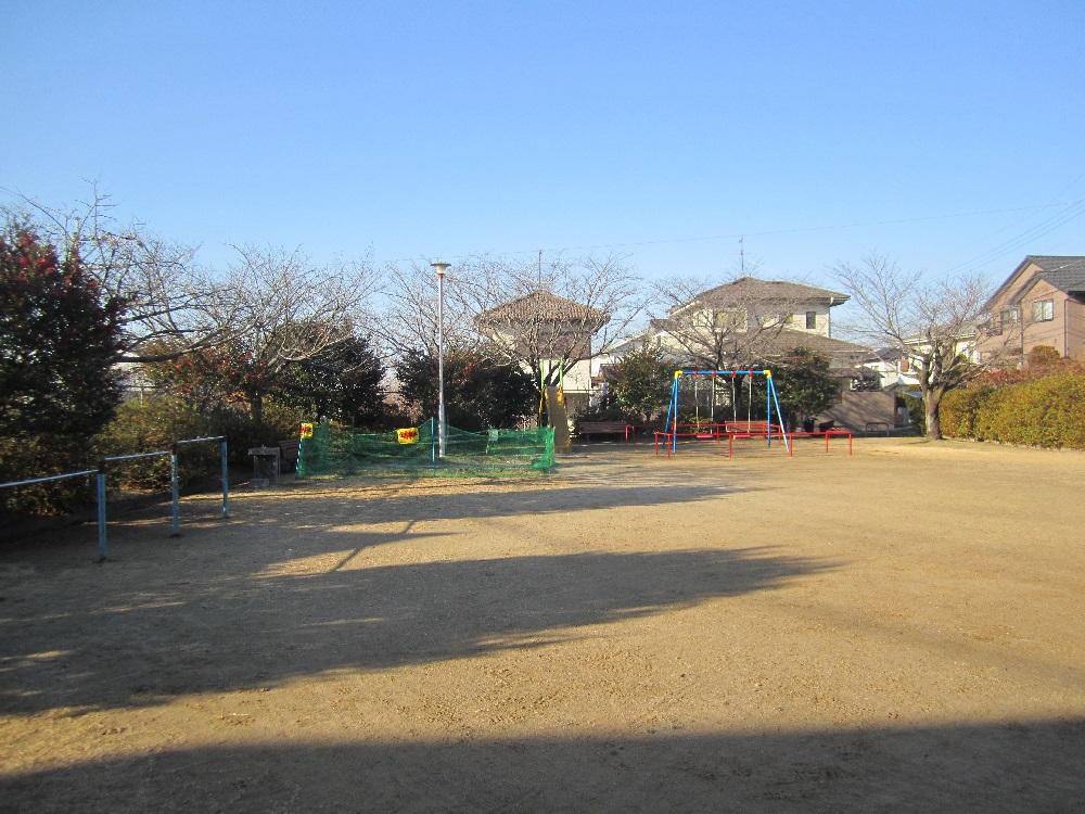 4204 岩倉山西公園