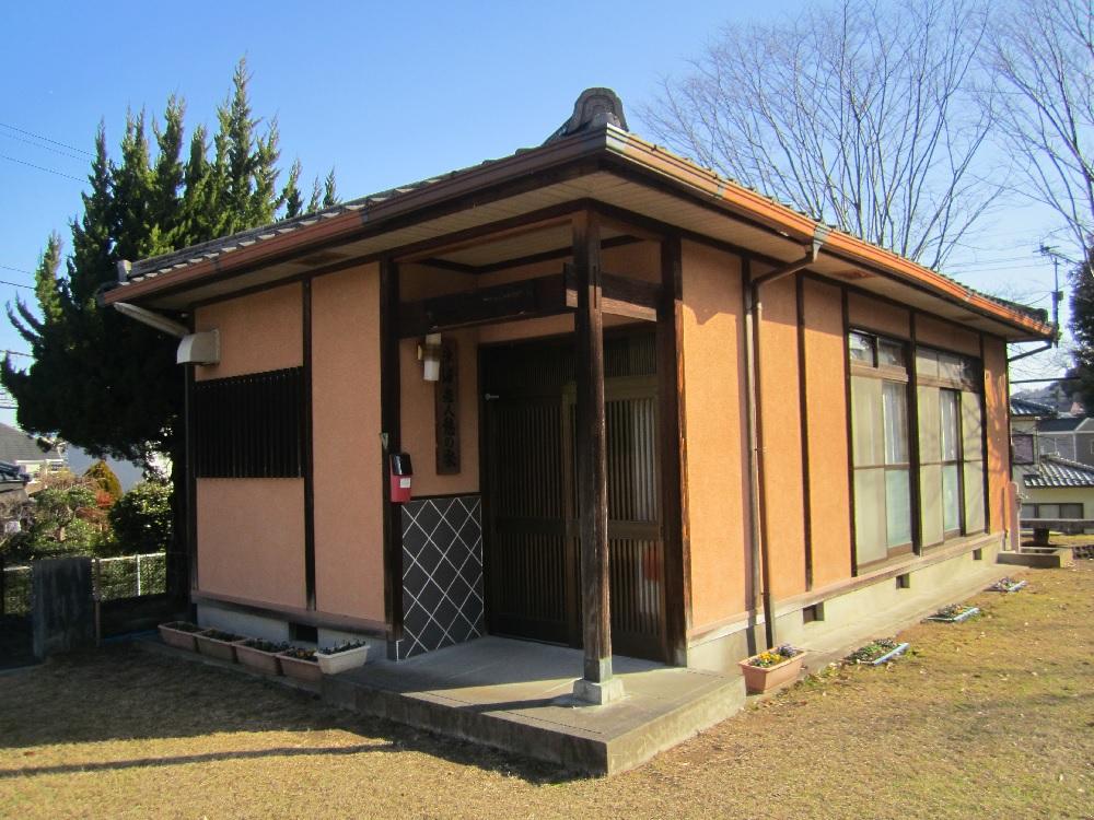 3302 津浦老人憩の家