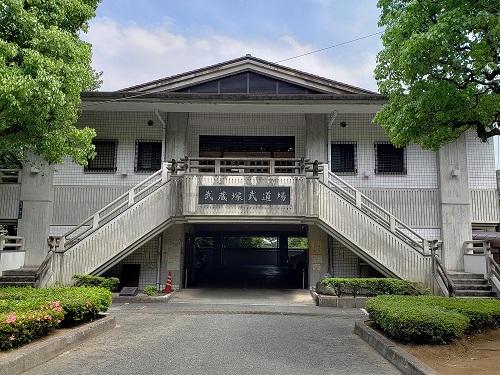 4202龍田校区 武蔵塚武道場