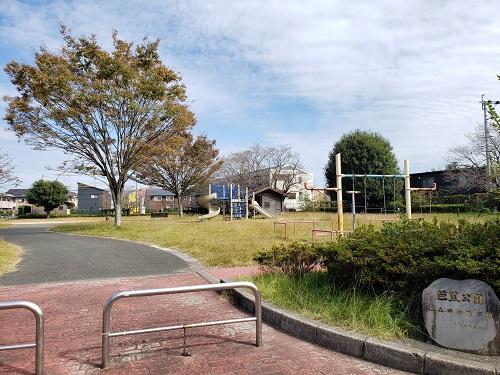 4205龍田校区 芭蕉公園