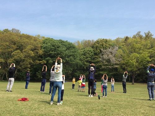 509龍田西校区 ウォーキング大会