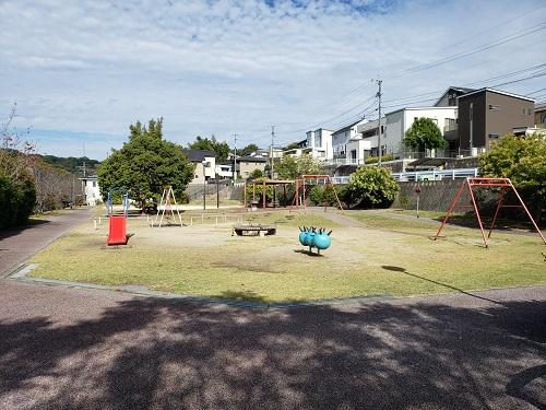 4205龍田西校区 陳内立田の杜第三公園