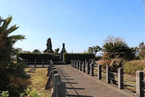 4203(薩軍墓地公園)