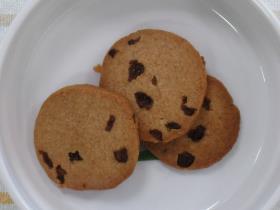 レーズンきな粉クッキー