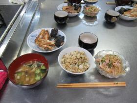 藤本先生のおいしい料理教室