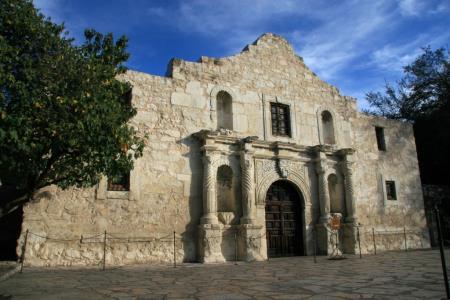 サンアントニオ・アラモ砦