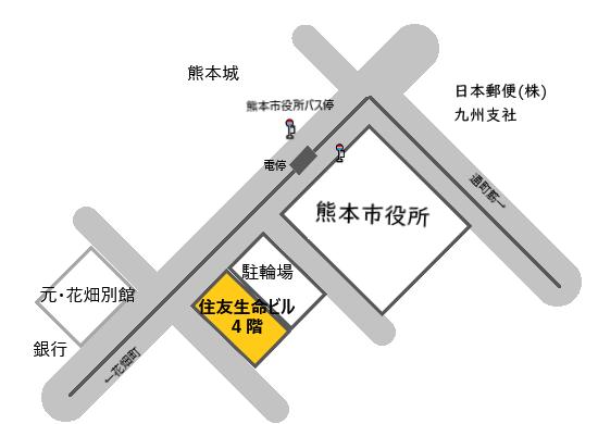歴史文書資料室地図