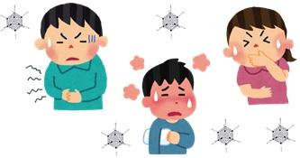 アデノウイルスによる感染性胃腸炎HP用