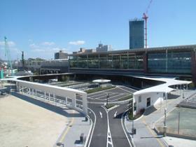 新幹線駅舎