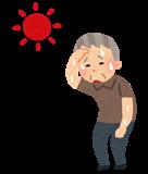 高齢者熱中症