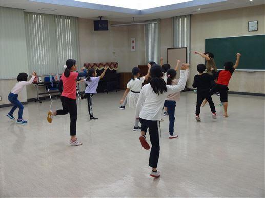 ジュニアダンス
